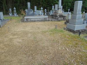 墓地立会い前.JPGのサムネイル画像